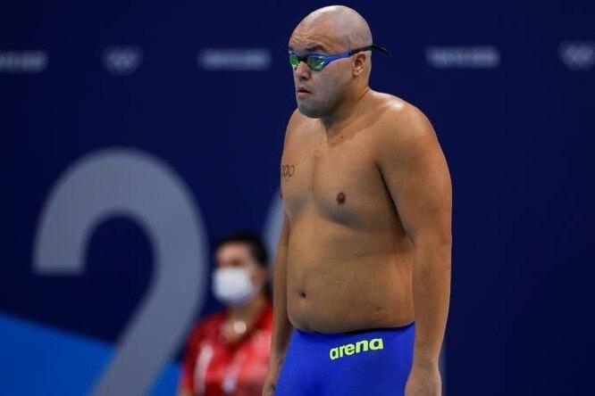 Пловец изсборной Палау доказал, что невсе олимпийцы имеют идеальное тело