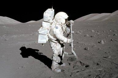 Apollo-17: хроника миссии астронавтов наЛуне