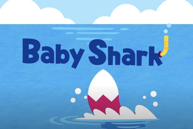 После твита Илона Маска свидео-мемом Baby Shark взлетели акции корейской компании