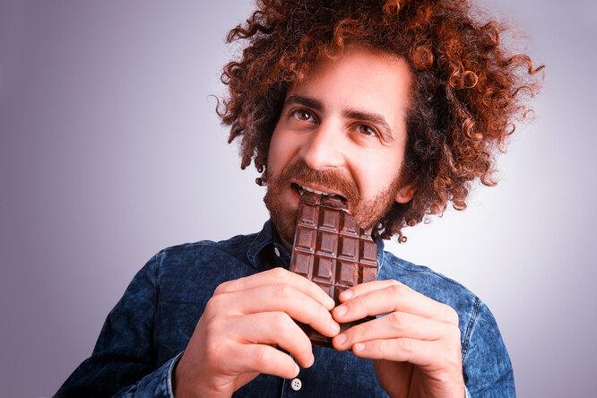 Бывает ли полезный шоколад?
